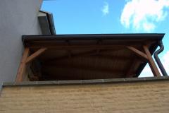 Zastřešená terasa v Novém Bydžově