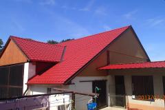 Satjam roof,Oprvav stodoly Autobazar Nový Bydžov