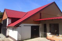 Satjam roof, Oprvav stodoly Autobazar Nový Bydžov