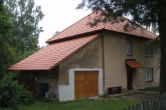Střecha na klíč, na původní stavbě v Kosicích