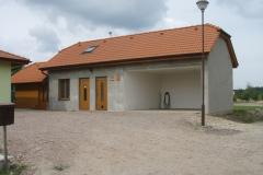 Dodávka kopltní střechy na domě, garáži, včetně kůlny na dřevo a dřevěného stropu v Kosicích