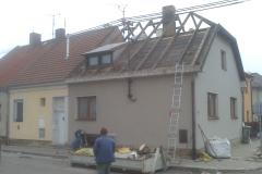 Rekonstrukce st°echy Novř Byd×ov02