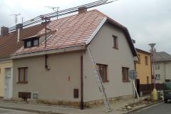 Rekonstrukce st°echy Novř Byd×ov06