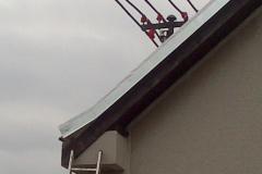 Oprava starší střechy Nový bydžov
