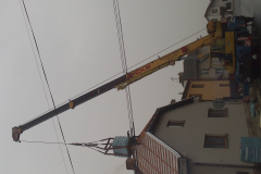 Rekonstrukce st°echy Novř Byd×ov11