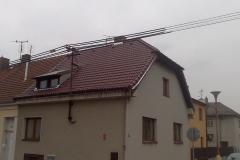 Rekonstrukce st°echy Novř Byd×ov12
