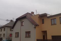 Rekonstrukce st°echy Novř Byd×ov14