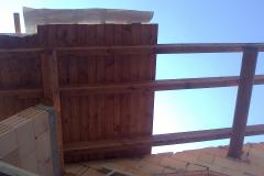 Dodávka a montáž krovu v Hradci králové